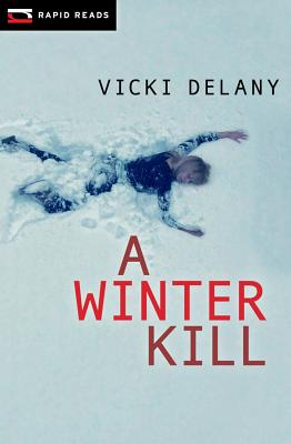 A Winter Kill By Delany, Vicki